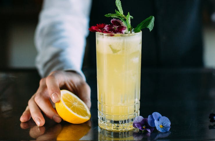 The Cocktail Pop-Up You Can't Miss