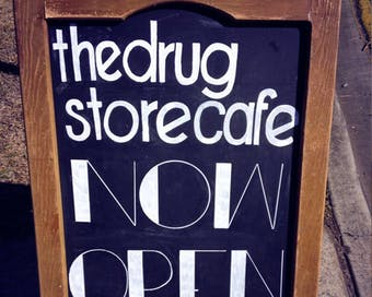 The Drug Store Cafe