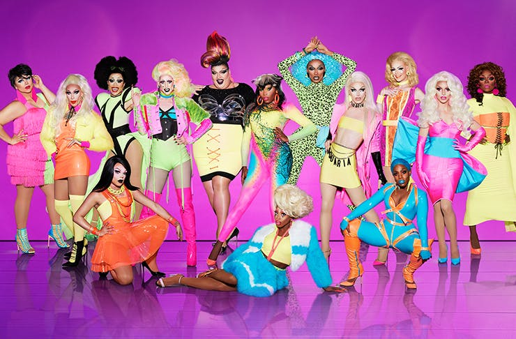 The Fabulous New Reality Show We Can't. Get. Enough. Of.
