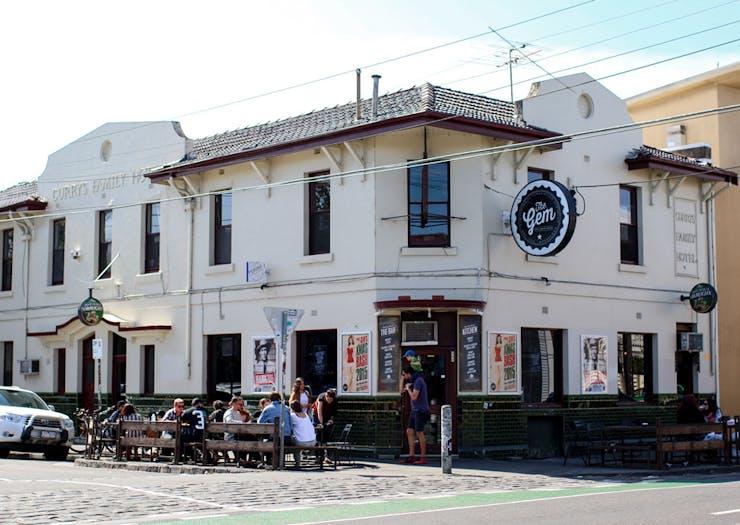 The Gem Bar and Dining Room melbourne