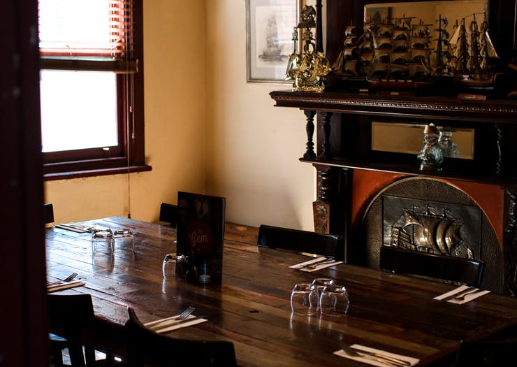 The Gem Bar and Dining Room  collingwood