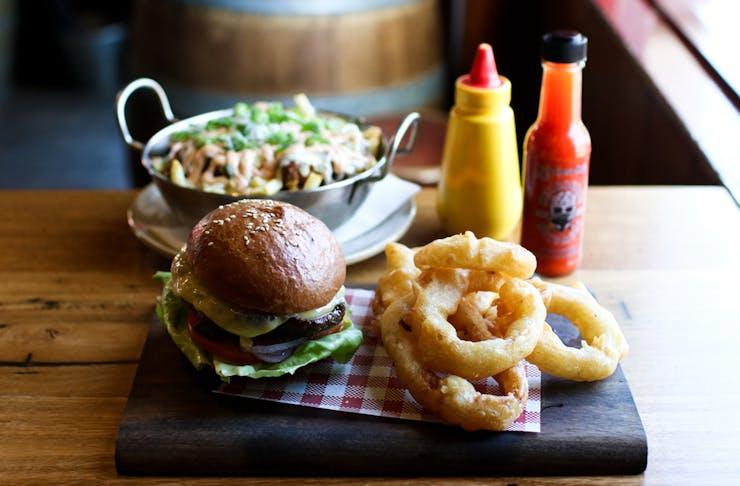 best veggie vegan burgers melbourne