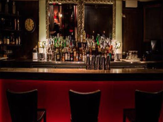 The Gin Room specialises in reimagined classic cocktails and 1920's feels on Auckland CBD's Vulcan Lane.