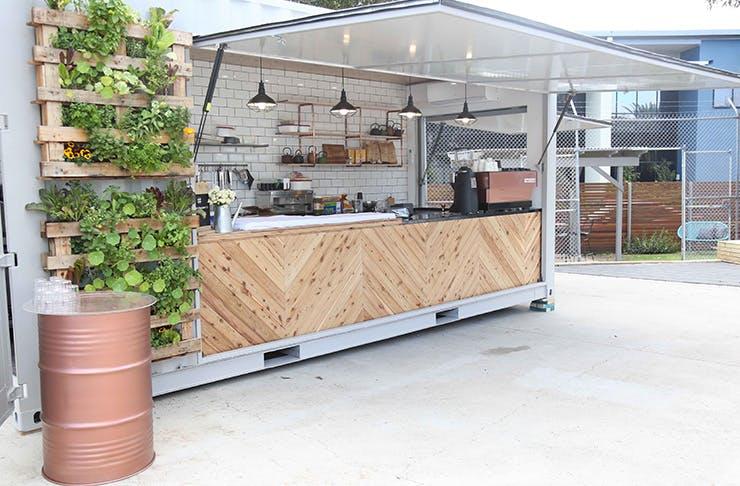 Grind & Co Alexandria Sydney cafe