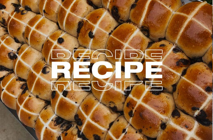 the grumpy baker hot cross bun recipe