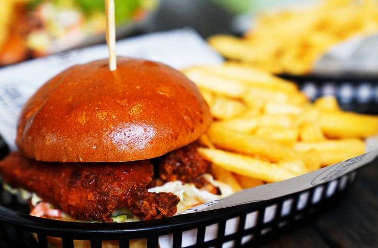Heads Up: This Perth Spot Does Bottomless Fries