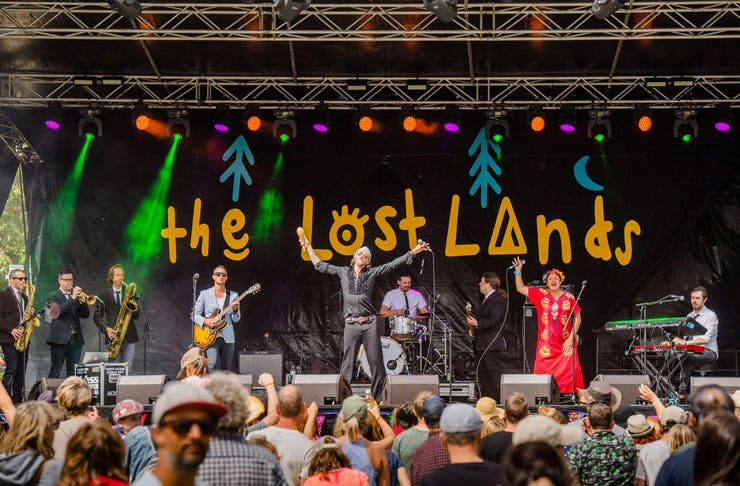 The Lost Lands Festival Just Finalised Its Lineup And You're Going To Want To Take A Look