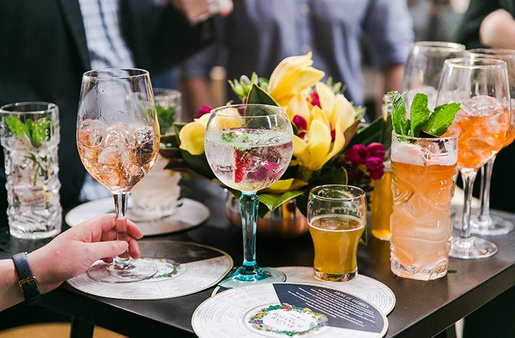 The Night It Was | We Check Out Auckland's Cocktail And Street Food Bazaar