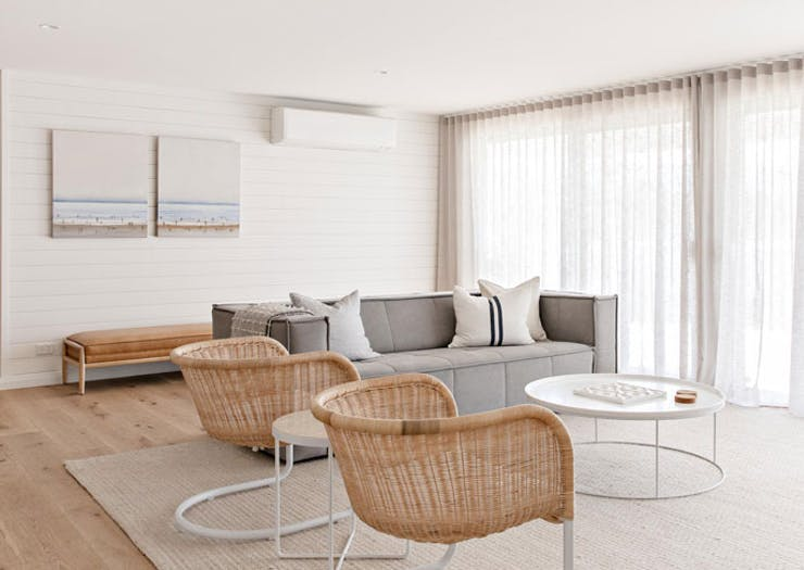 A lounge area at The Shore Gerringong