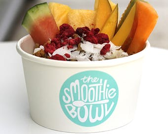 The Smoothie Bowl