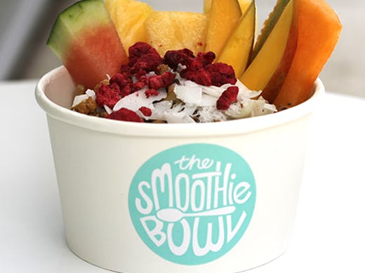 The Smoothie Bowl, Takapuna