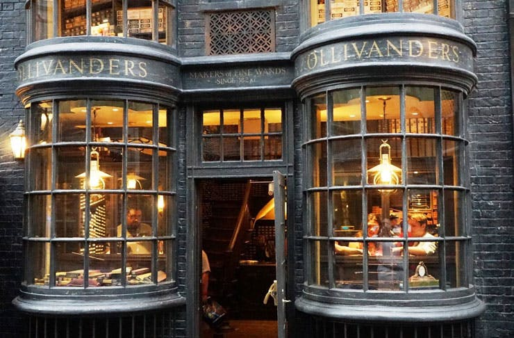 Heads Up, We're Getting ANOTHER Dedicated Harry Potter Store!