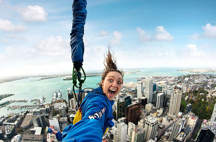 The Thrill-Seeker's Guide To Auckland