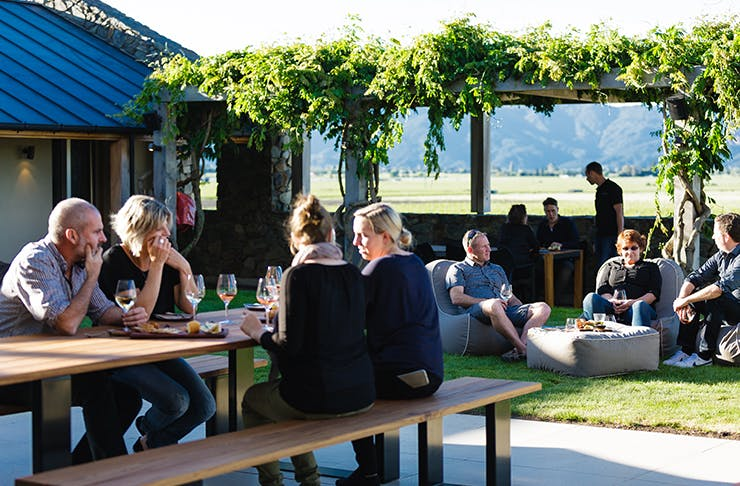 This Winery Has An Epic New Restaurant (And It's Amazing!)
