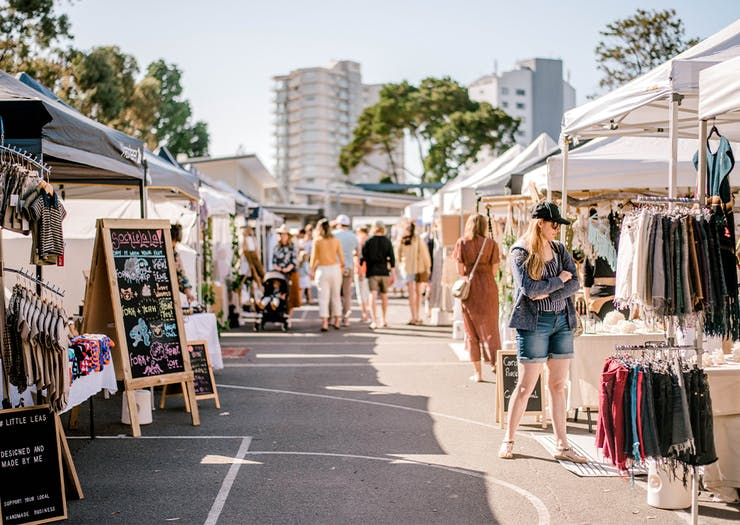 All Of The Best Local Brisbane Markets To Hit Up On A Sunny Weekend