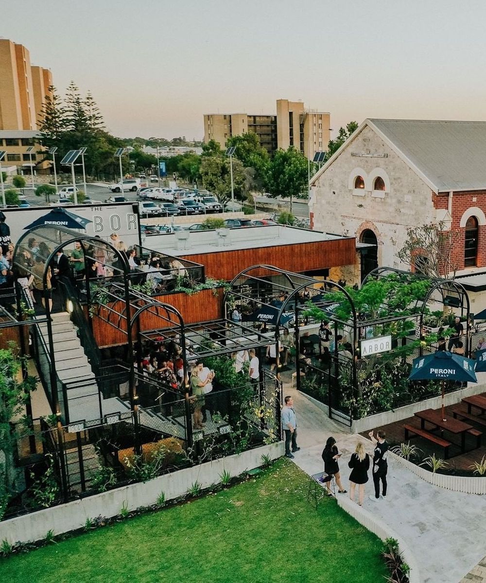 The Old Synagogue in Fremantle