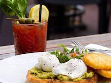 Hit Up The Dedicated Bloody Mary Bar At The Queens' New Bottomless Brunch