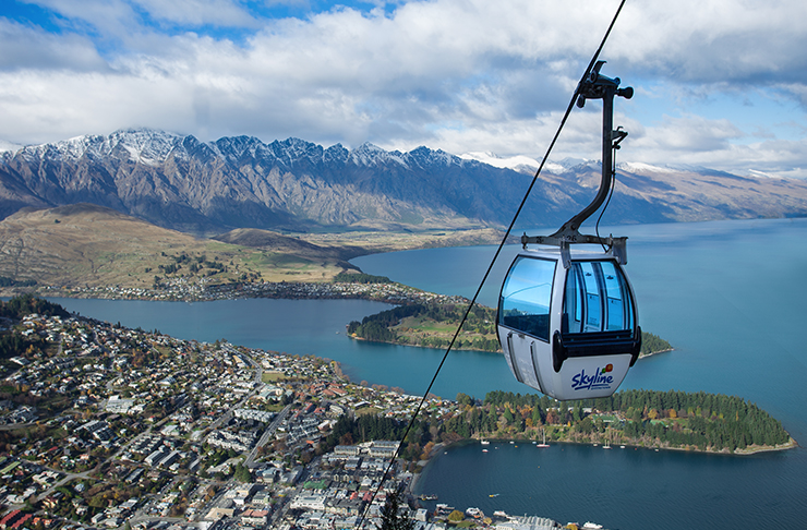 gondola queenstown things to do