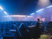 Feast Your Eyes On The Thornbury Warehouse That's Being Transformed Into A Rave Space