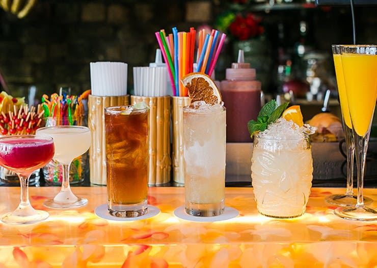 Tiki Time! We've Found The Best Happy Hour In Auckland