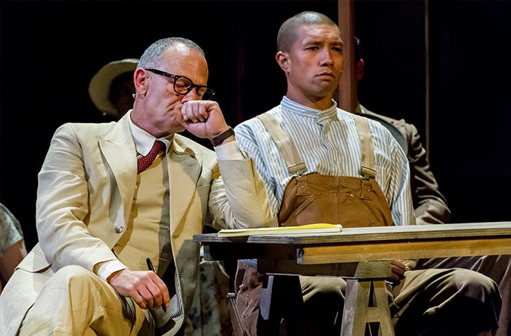 To Kill A Mockingbird, To Kill A Mockingbird Auckland, To Kill A Mockingbird review