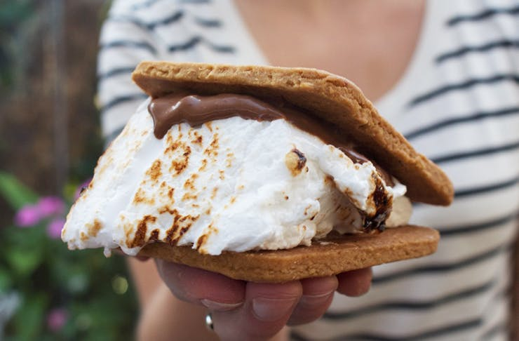 Toast Your Own S'Mores Is A Thing (And Here's Where To Get It)