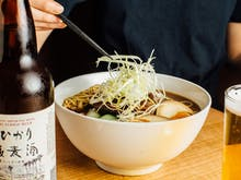 We Made That | Tokyo Tina's Delicious Smoked Brisket Ramen