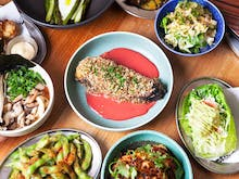 Heads Up, Tokyo Tina Just Launched An All-Vegan 'Feed Me' Menu