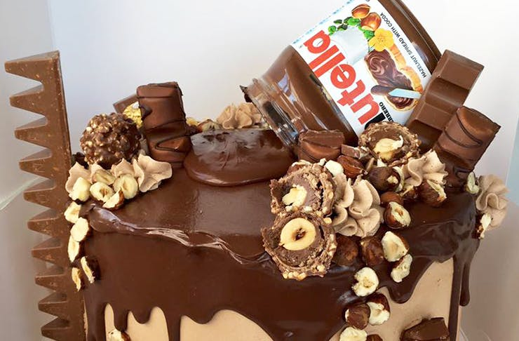 Totally Nuts! | Auckland's Best Nutella Everything