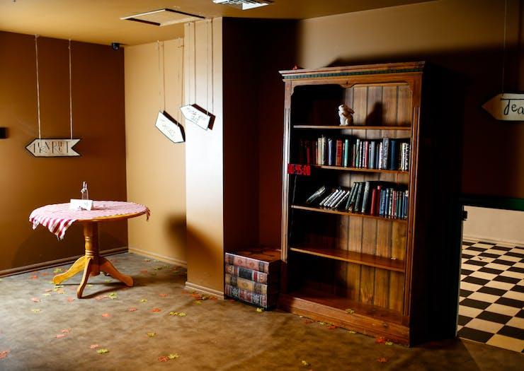 trapt puzzle room melbourne