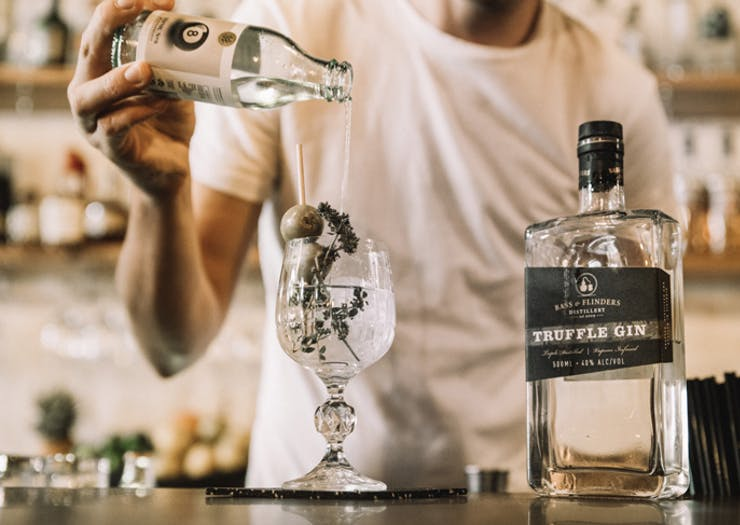 So, Truffle Gin Is Apparently Now A Thing