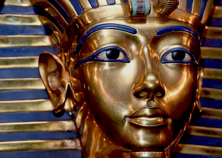 A Huge Tutankhamun Exhibition Is Coming To Australia