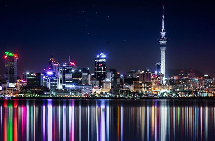The Most Romantic Things To Do In Auckland At Night
