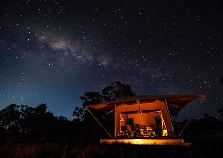 A New Glamping Spot Has Opened In Margaret River Just In Time For Gourmet Escape