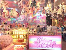 A Unicorn Cafe Exists And We Can't Even