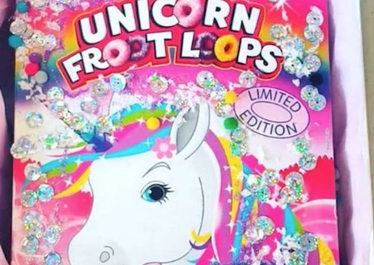Unicorn Cereal Exists And That's The Kind Of Magic We Need Right Now