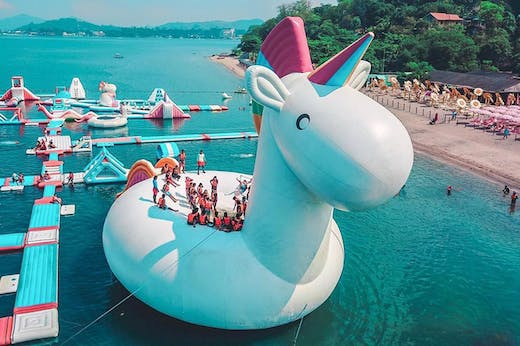 Brace Yourselves, A Giant Inflatable Called Unicornzilla Is Headed To Sydney Harbour