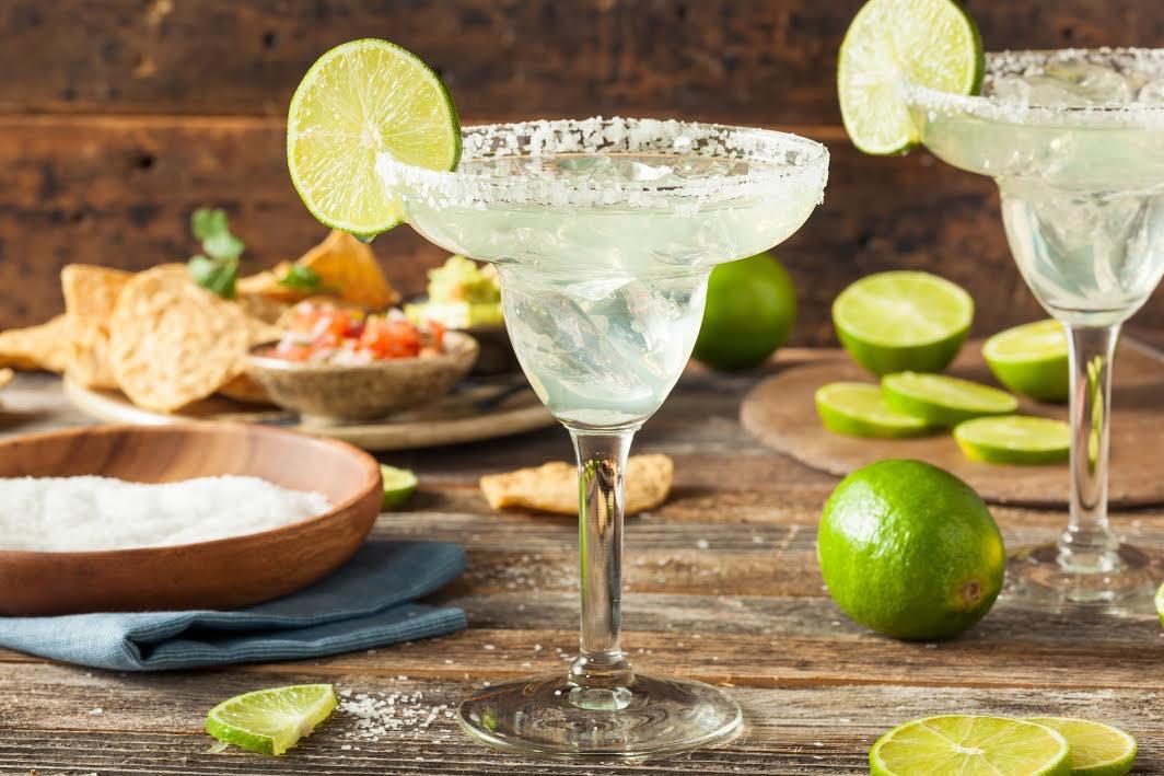 Guys, We've Just Scored A New Margarita!