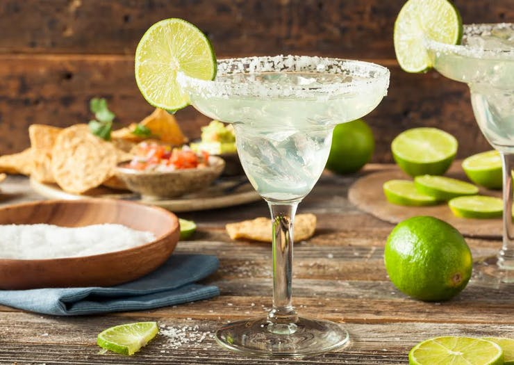 Guys, We've Just Scored A New Margarita!