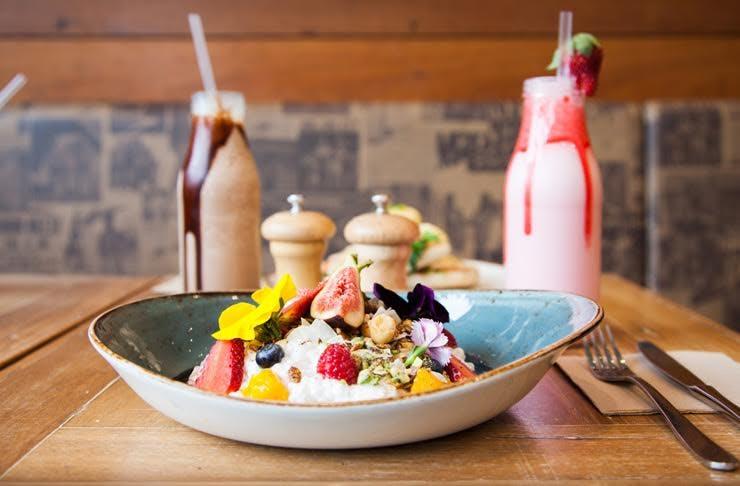 best gluten free breakfast sydney