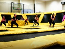 Fitness Dummy: We Try Bouncing