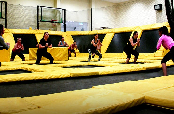 Uptown Bounce Fitness Auckland
