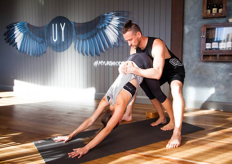 Urban Yoga in Sydney