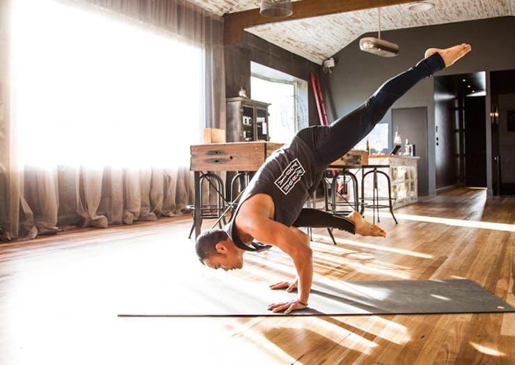Urban Yoga in Sydney