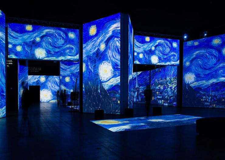 Get Excited, This Multi-Sensory Van Gogh Exhibition Is Coming To Perth