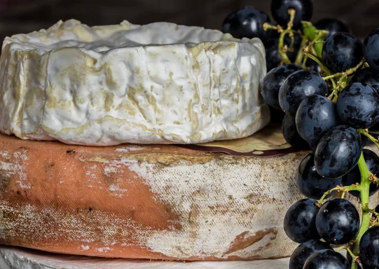 PSA: Vegan Camembert Exists And No, We're Not Kidding