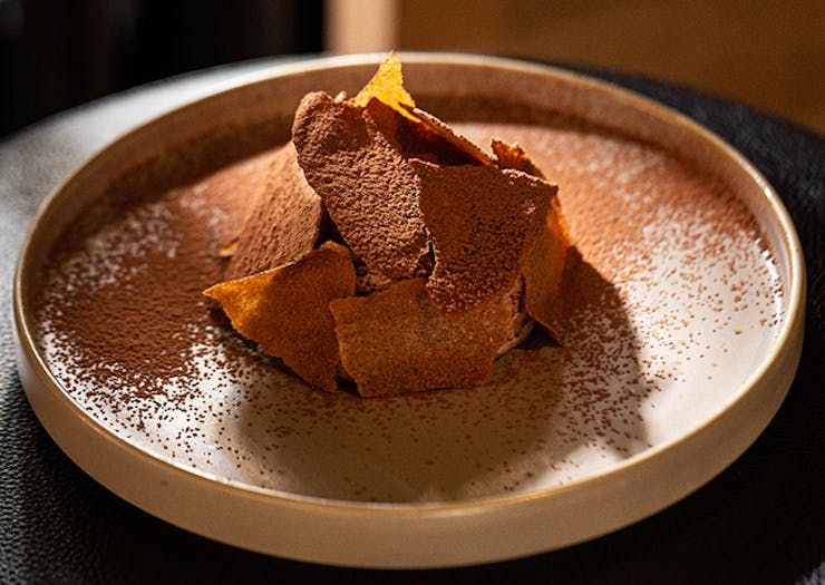 Recipe: This Fancy Vegan Chocolate Mousse Straight From Hanoi Hannah, New Quarter's Kitchen