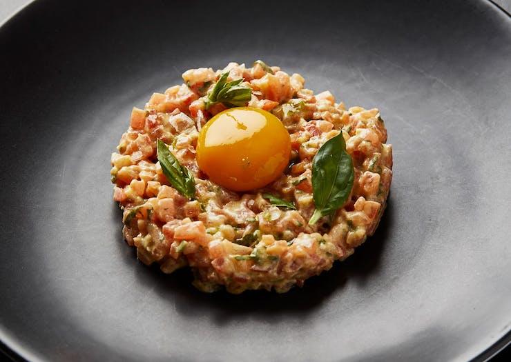 Eat Faux Tartare At This New Melbourne CBD Restauarant