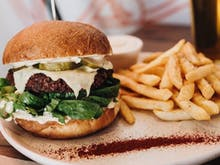 12 Of The Best Places To Wrap Your Hands Around A Vegan Burger In Brisbane