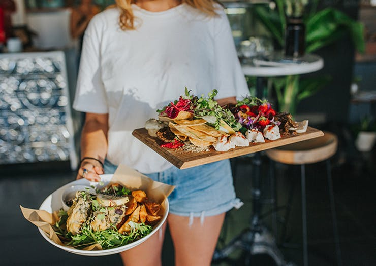 vegan restaurants gold coast